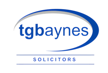 T G Baynes Solicitors For All Your Legal Needs Offices in Bexleyheath Orpington Dartford 020 8301 7777 info@tgbaynes.com